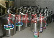 生料发酵酿酒设备,液态蒸酒设备