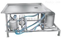 热销平台式手动盐水注射机