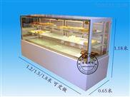 日式直角蛋糕柜,蛋糕保鲜展示柜