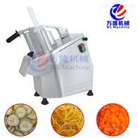 QC-30专业瓜果切片切丝机 商用家用切菜机