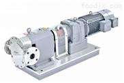 LX凸轮转子泵,液体灌装专用泵,高粘度泵,食品卫生泵