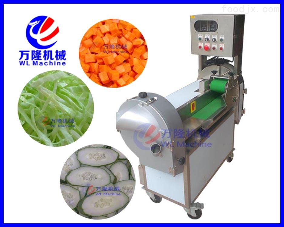 供应全能切菜机 多功能切菜机 食堂果蔬切段切丁切丝切片机