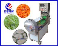 QC-112蔬果切片机 多功能果蔬切丝切丁切段机