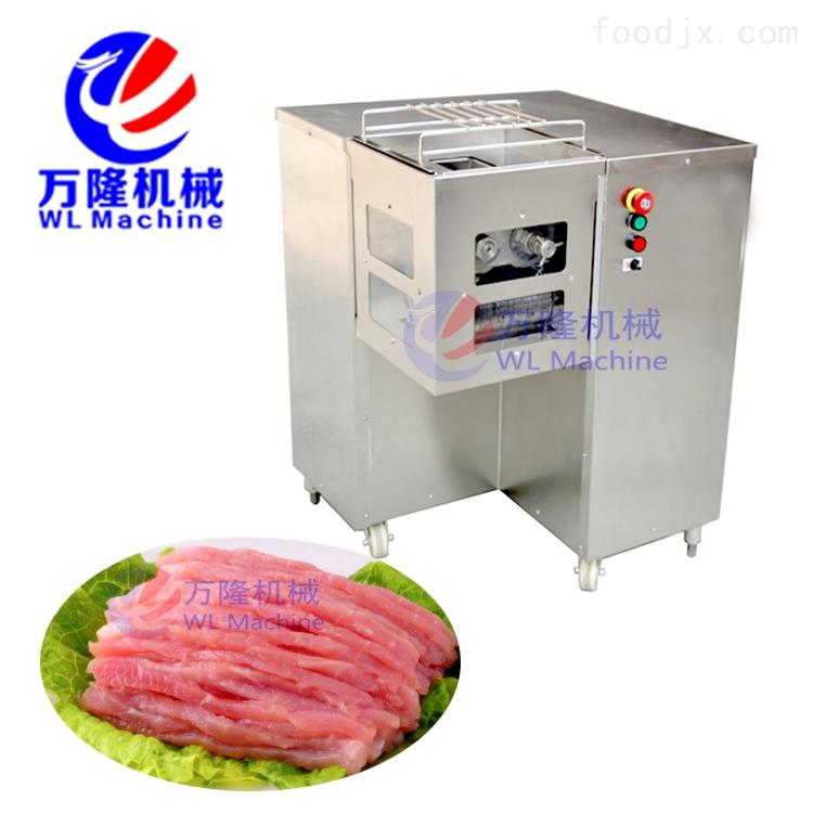多功能商用电动切肉机鸡胸肉切丁切片切丝机