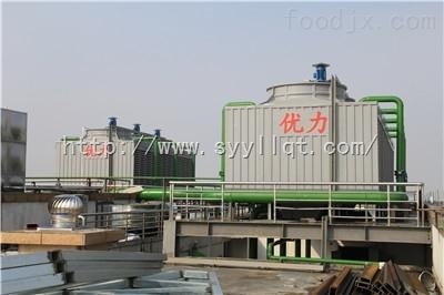 鑫邦15t圆型冷却塔_中国食品机械设备网