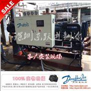 深圳工業冷凍冷藏設備廠現貨供應食品行業專用80p螺桿式冷凍機組