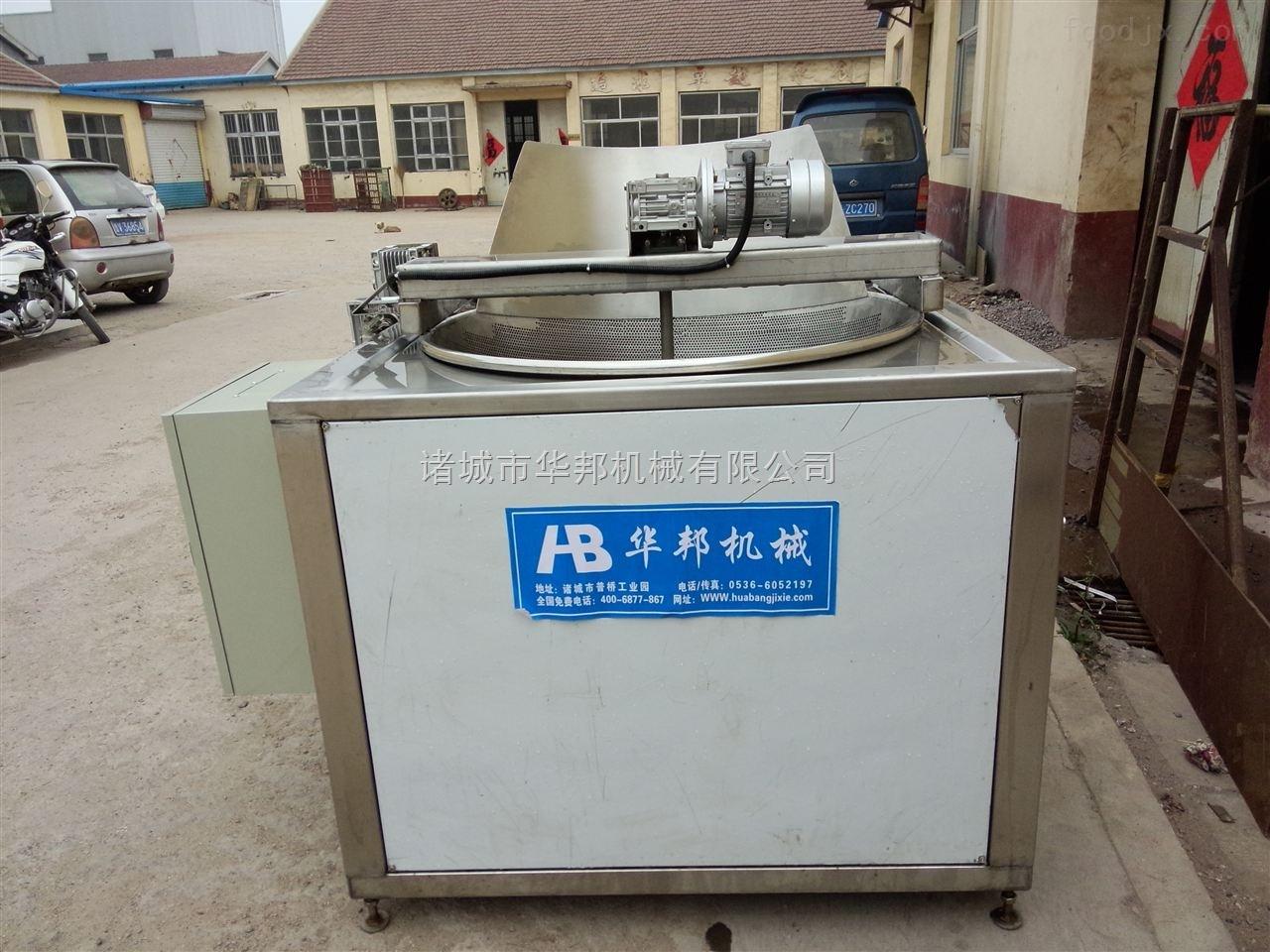 供应HB -1000型全自动油炸机