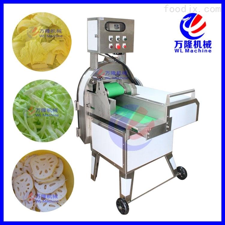 不锈钢多功能切蔬菜莲藕长葱芹菜机
