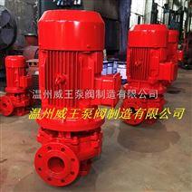 廠家3C消防泵強制認證消防供水泵XBD5/27.8無泄漏消防泵