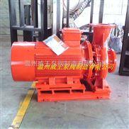 威王泵阀制造有限公司XBD-W卧式单级单吸消防喷淋泵