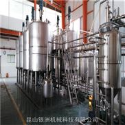 复合果蔬汁生产线