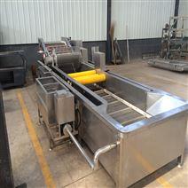 生產小龍蝦清洗蒸煮設備