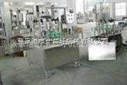 全自动小型果汁饮料灌装旋盖生产线