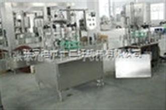 厂家热销小型碳酸饮料灌装旋盖生产线