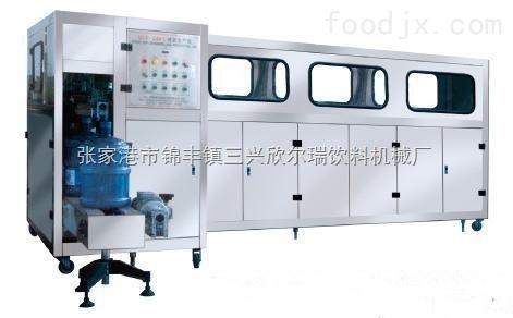 桶装水生产线5加仑大桶装生产线