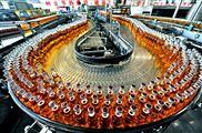 果酒果醋飲料生產線設備|玻璃瓶裝蘋果醋全套生產線設備