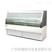 普洛萊斯/Polonice 弧形冰淇淋展示柜B款式