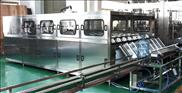 全自動三加侖大桶裝飲用水生產線