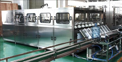 全自动三加仑大桶装饮用水生产线