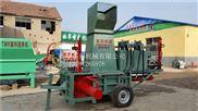 玉米秸秆铡草压块机 黄储打包机生产厂家