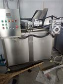 不锈钢半自动油水混合油炸机