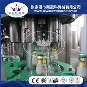 CGF12-12-4含气/碳酸饮料三合一灌装机玻璃瓶拉环盖