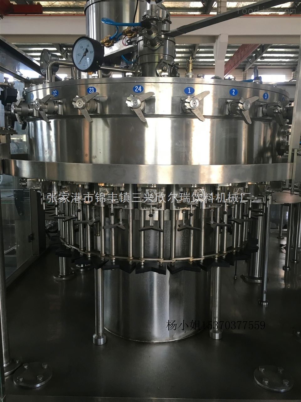 易拉罐饮料灌装机生产线设备价格