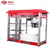 四川省成都市哪里有奇博士全自動帶保溫柜爆米花機賣