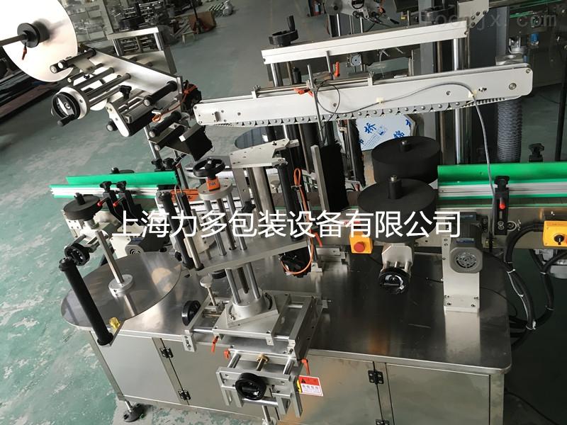 lt 上海全自动三机头贴标机