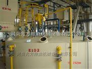 大豆油制取常用工藝及設備