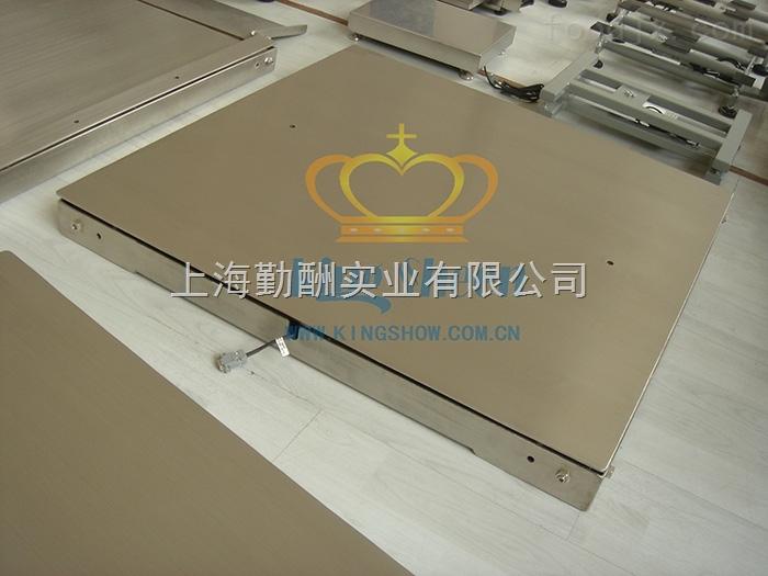电线电缆用不锈钢防水电子地磅 电子地磅上海价格