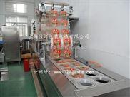厂家直销   流水线 单排餐盒封口机   双排封口机   高效率 产量大