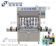 冠浩机械供应糖浆灌装机