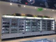 D1400-浩爽超低温冷冻展示柜-18~-24℃