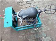 不用手搖的老式手搖爆米花機電動自動3斤5斤全套