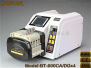 杰恒BT-600CA-DGx4(8)多通道蠕动泵_实验分样泵_精密工业计量泵