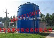 沼气工程厌氧发酵罐达零排污环保标准