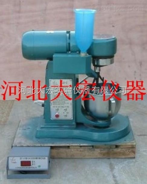 JJ-5行星式胶砂搅拌机