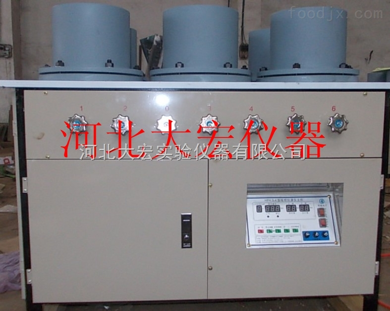 HP-4.0混凝土抗渗仪