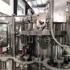DGCF18-18-6鸡尾酒全自动三合一饮料灌装机,含气酒饮料生产线