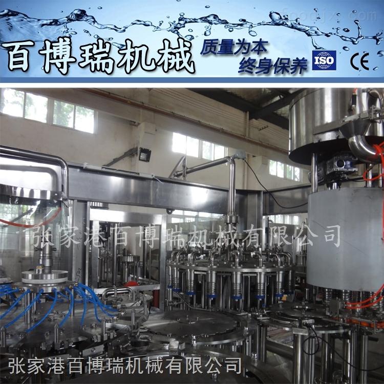 苹果灌装生产线 果汁饮料水处理设备BBR-1482N473