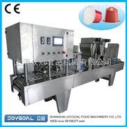 热卖全自动酸奶灌装封口机/酸奶包装机