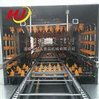 HJ-500隧道式洗筐机