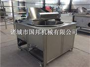 不锈钢全自动控温电油炸锅