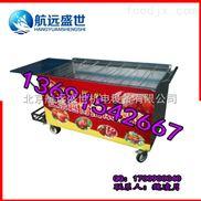 越南木炭摇滚烤鸡炉|全自动旋转烤鸡炉|六排自动旋转烤鸡车|木炭摇滚烤鸡炉