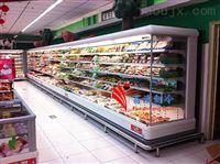 牛奶超市风幕柜价格