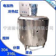 卫生级冷热缸