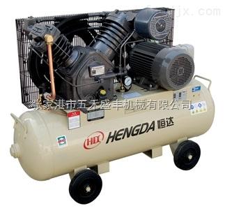 灌装线配套用低压活塞及螺杆空压机