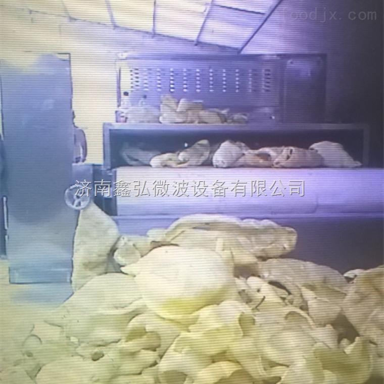 猪皮膨化微波干燥设备