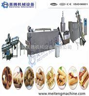 膨化食品快速烘干生产线 休闲食品设备